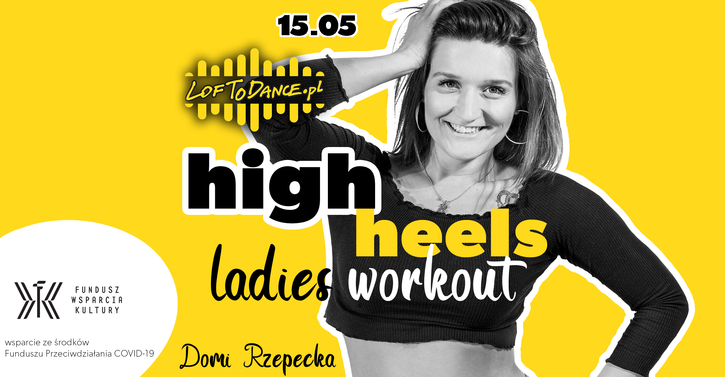 High Heels Ladies Workout - sklep Loftodance