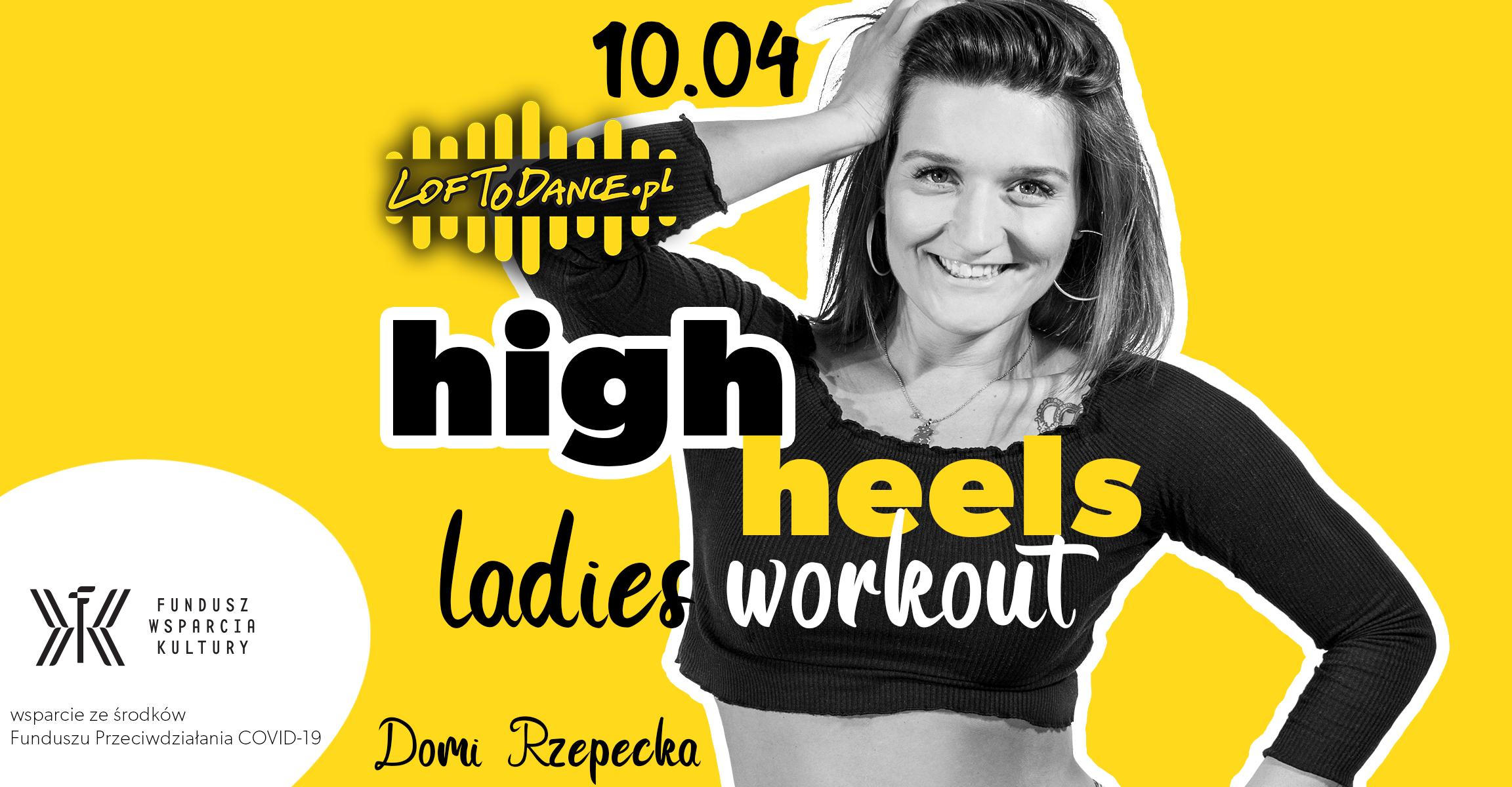 High Heels Ladies Workout