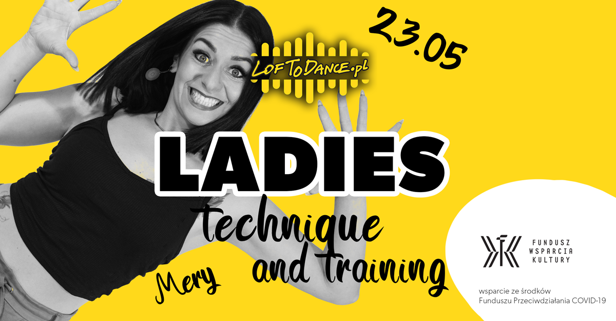 Ladies technique & training - sklep Loftodance