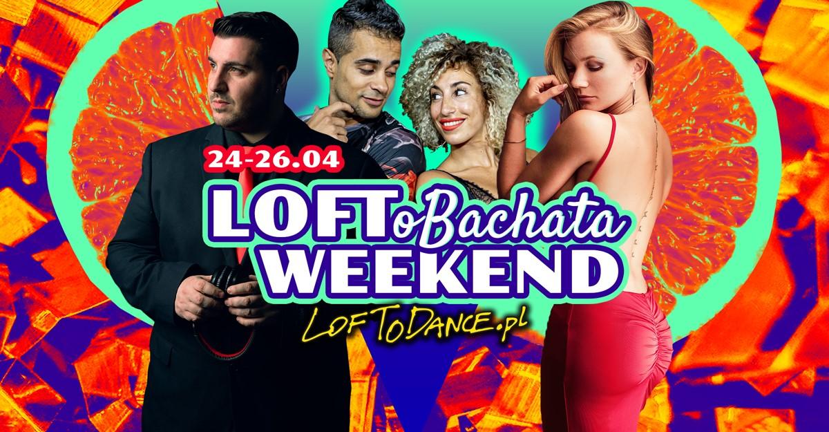LOFToBACHATA Weekend - Ladies BASIC LEVEL