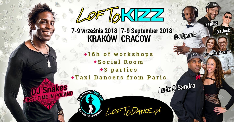 LOFToKIZZ - Party Pass