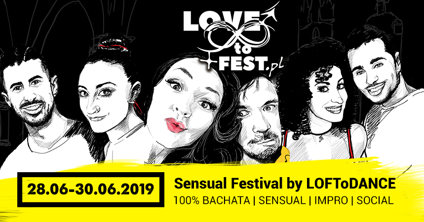 LOVEtoFEST - Friday Party