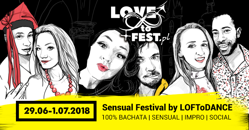 LOVEtoFEST - Fullpass + Ladies Bootcamp