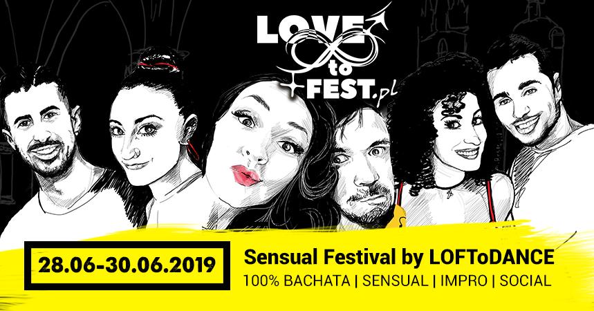 LOVEtoFEST - Saturday Party