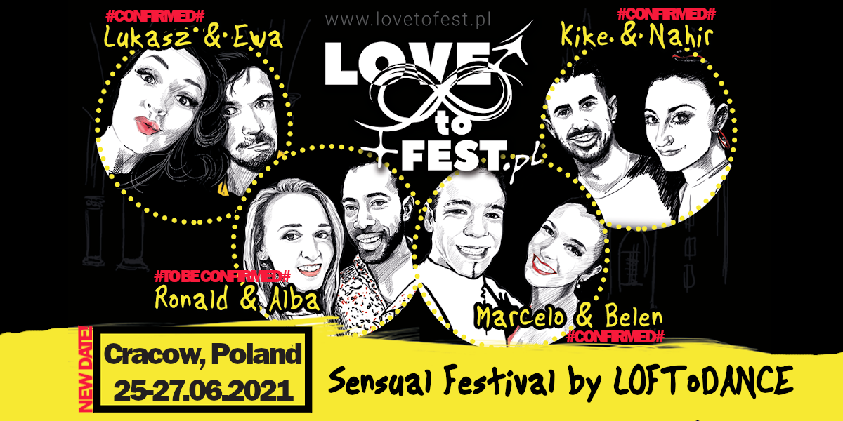 LOVEtoFEST'20 - FULLPASS - sklep Loftodance